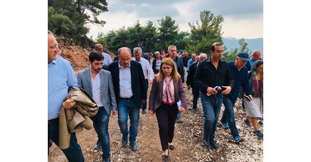 CHP''DEN MART AYI DOĞA HAKLARI İHLALLER RAPORU