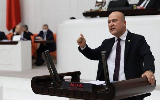 CHP'den Şentop'a: Meclis çalışanları ve parlamento muhabirleri aşı olacak mı?