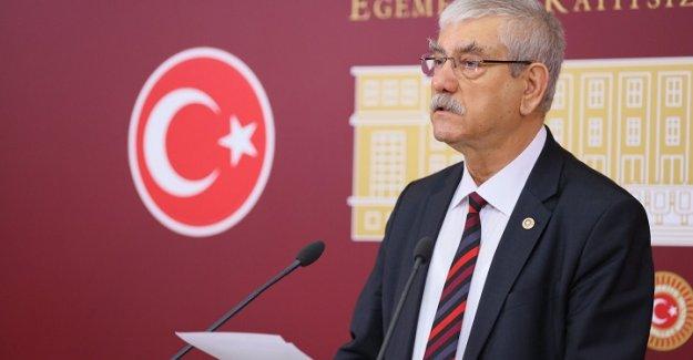 CHP'li Beko 2021 için açıklanan asgari ücreti eleştirdi