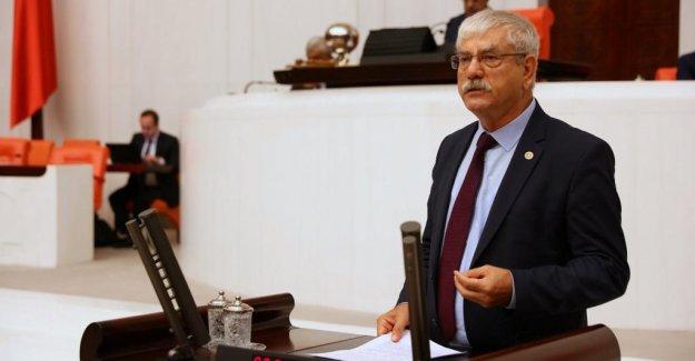 CHP'li Beko, itfaiyecilerin sorunlarını Meclis gündemine taşıdı