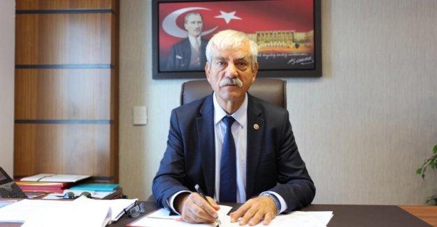 CHP'li Beko, İzmir'in korona tablosunu sordu;