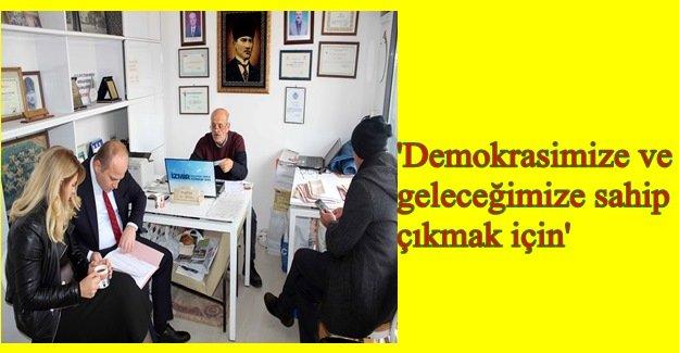 "CHP'li İnal, ""Son gün 17 Ocak, seçmen listelerini kontrol edelim!"""