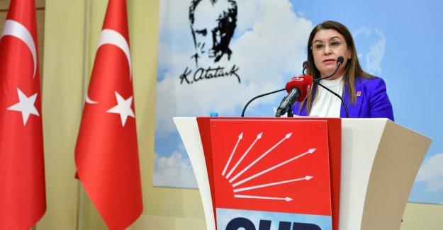 CHP'Lİ KARACA; AMAN HASTA OLMAYIN, HASTA ETMEYİN!