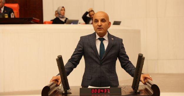 CHP'li Polat 'belge' ile seslendi: Pergolacı Fahrettin dersine iyi çalış!