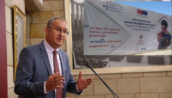 CHP'li Sertel: Halka rağmen yapılan hiçbir proje başarıya ulaşmaz