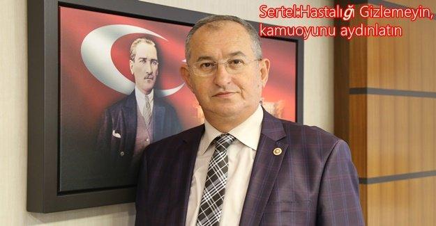 """CHP'li Sertel İzmir'de artan """"uyuz"""" vakalarını sordu"""