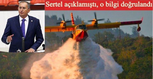 CHP'li Sertel Tarım ve Orman Bakanı'nı istifaya çağırdı