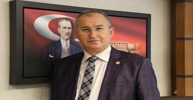 CHP'li Sertel'den İsmail Uygur'a hakaret edenlere cevap