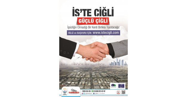 Çiğli Belediyesi Üniversite Öğrencilerini İş Yaşamına Hazırlıyor
