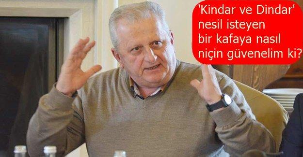 Çoban Ateşi Hareketi Genel Başkanı Rifat Serdaroğlu'ndan İktidara Sert Eleştiri