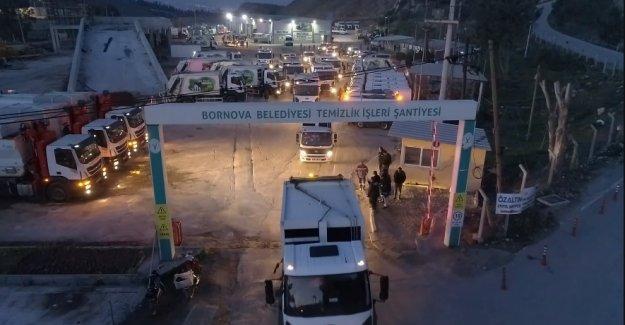 Daha temiz Bornova için