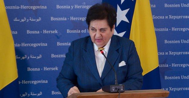 Dušanka Majkić; Karadağ halkını tehdit etti
