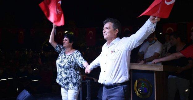 EDREMİT'TE 30 AĞUSTOS COŞKUSU