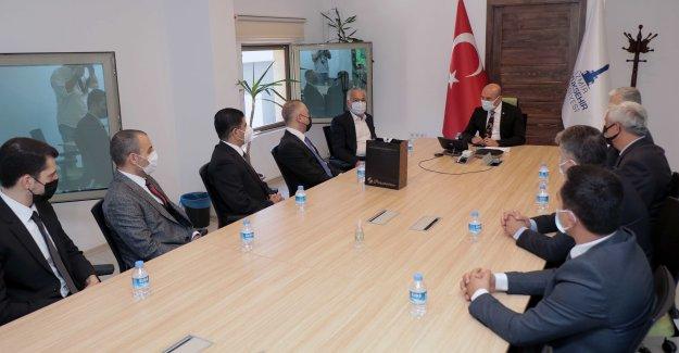 EGOD ile İzmir Büyükşehir Belediyesi işbirliği