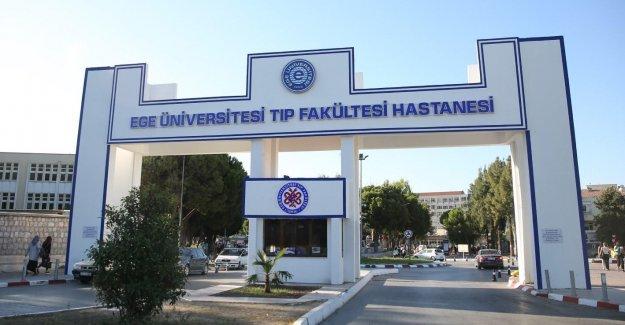 EÜTF Hastanesi koronavirüs ile mücadelede önemli bir merkez