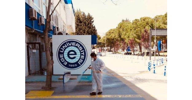 EÜTF Hastanesi tedbiri elden bırakmıyor