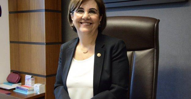 Gaye Usluer, CHP'den istifa ettiğini Sosyal Medya'dan duyurdu