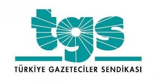 GAZETECİLER AYAKTA!