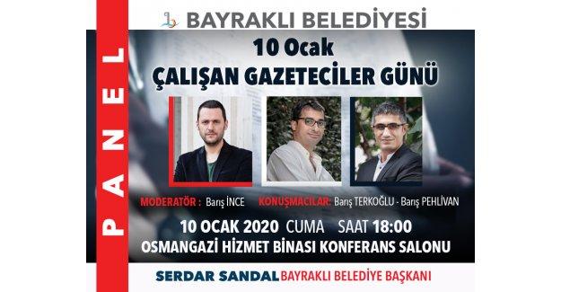 Gazeteciler basın özgürlüğünü anlatacak