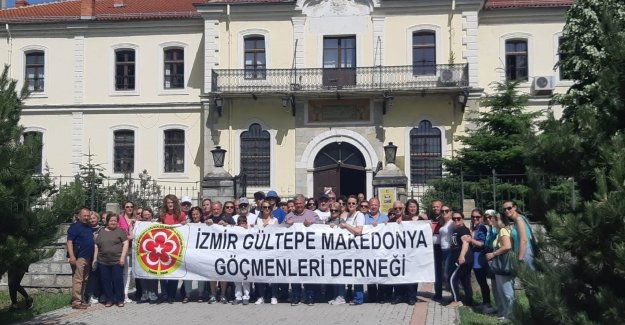 Gültepe Makedon Derneği, Balkan Gezilerini Kitaplaştırıyor