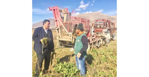 """Gürer """"Kırsalda karantinalar artarsa tarımda sorun yaşanır"""""""