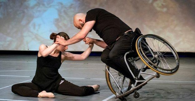 Hedefi engellilerin hayatına dokunmak