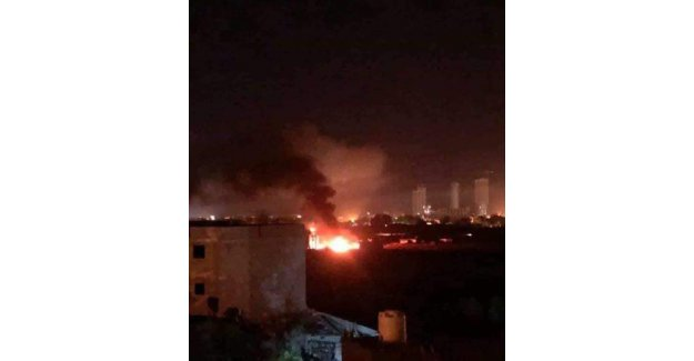 İddia: Libya'da Türkiye'ye ait drone vuruldu
