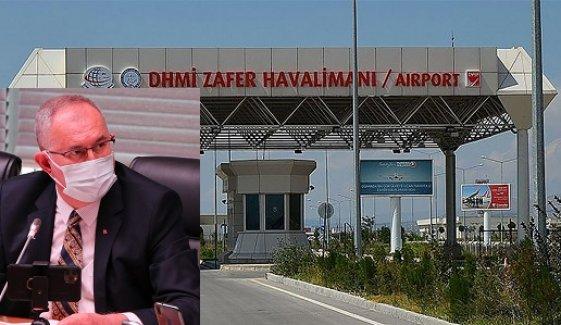 İstanbul ve Esenboğa, Zafer Havalimanı'na çalıştı!