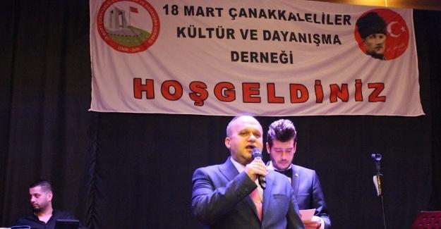 İzmir 18 Mart Çanakkaleliler Dernek Başkanı ARSLAN, 18 Mart Çanakkale Zaferi ve Şehitleri Anma günü mesajı yayınladı