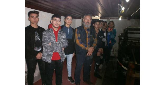İzmir Basın Müzesi ilgi odağı oldu