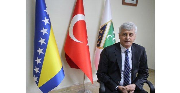 İzmir Bosna Sancak Derneği'nden 10 KASIM Mesajı