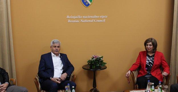 İzmir Bosna Sancak Derneği, 'Sancak Gün' Kutlamalarına katıldı