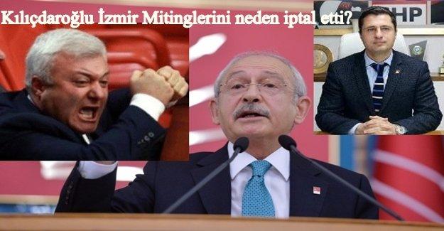 İzmir Buca İlçesinde kurulan kumpas mı iptal ettirdi!
