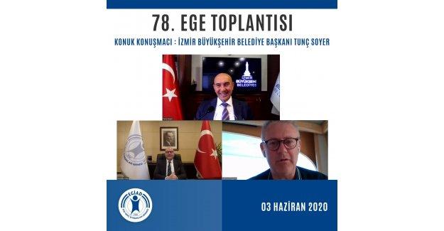 İzmir Büyük İttifak İle Her Zorluğun Altından Kalkabilir