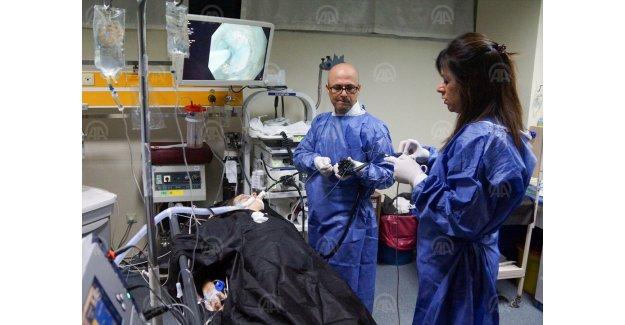 İzmir'de akalazya hastalarına ameliyatsız çözüm