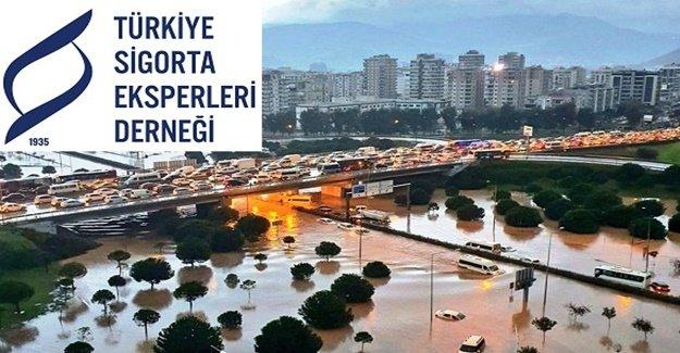 İzmir'deki Sel Afeti Sonrası Yaklaşık 3 Bin Hasar Dosyası Açıldı