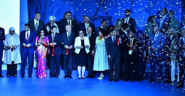 İzmir Enternasyonal Fuarı 88'inci kez açıldı