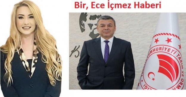İzmir İl Tarım ve Orman Müdürü Mustafa Özen: Türkiye tarımında hedefimiz hep daha iyisi olmak