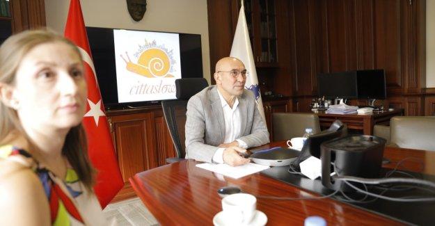 "İzmir ilk ""Cittaslow Metropol"" olmaya aday"