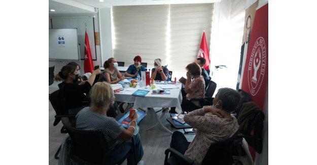 İzmir Kent Konseyi STK Yerleşkesi'nde toplandı