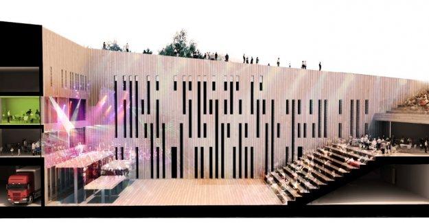 İzmir Operası Mavişehir'de yükseliyor