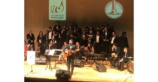 İzmir Otizm Orkestrası ve Korosu'ndan annelere özel konser