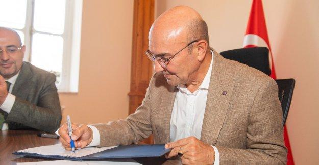 İzmir tarihinin en büyük yatırımı için ilk kredi sözleşmesi imzalandı