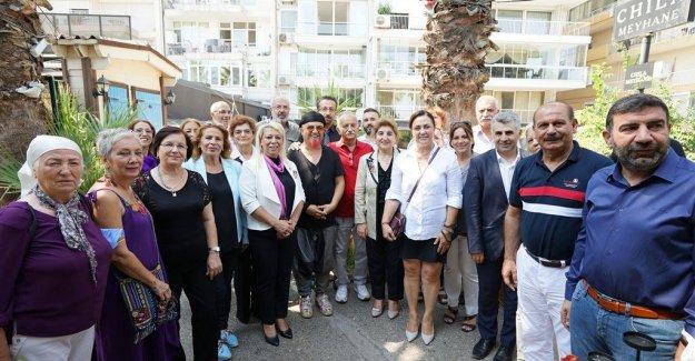 İzmir'de ortak akıl buluşması