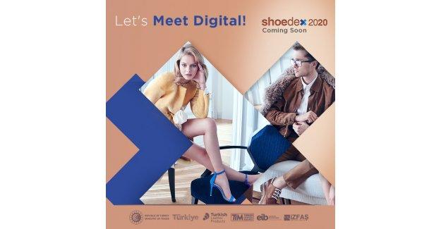 İzmir'den bir ilk daha, Sanal fuarlar Shoedex ile başlıyor