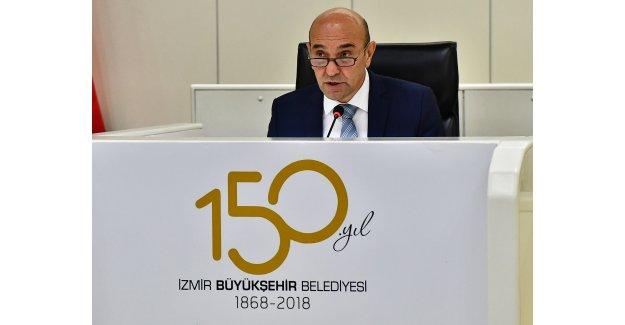 İzmir'e 20'si elektrikli 100 yeni otobüs alınıyor