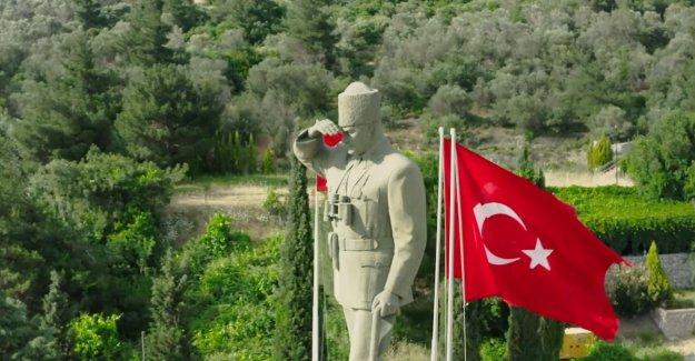İzmir'in kurtuluşu belgesel oldu