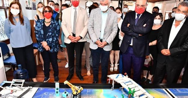 İzmir'in yenilikçi kent vizyonu ilçelere de yayılacak