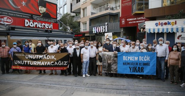 ''Kanal İstanbul'a harcanacak para kent yenilemeye harcanmalı!''