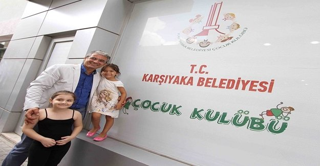 Karşıyaka Çocuk Kulübü'nde yeni dönem başlıyor